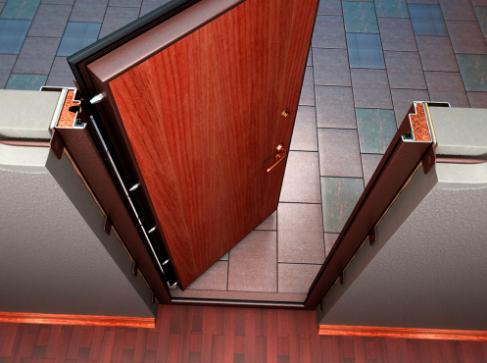 изготовление входной металлической двери